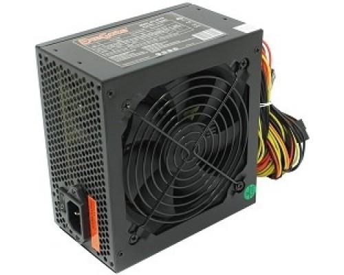 Блок питания Exegate EX219461RUS 450W ATX-XP450 OEM, black, 12cm fan, 24+4pin,