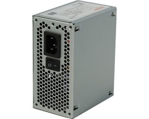 Exegate EX234946/251768 RUS 450W ITX-M450, SFX, 8cm fan, 24+4pin, 2*SATA, 1*FDD, 1*IDE