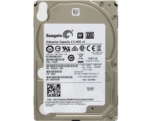 Жесткий диск 2TB Seagate Enterprise Capacity 2.5 HDD