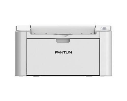 P2200 Принтер лазерный, монохромный, А4, 20 стр/мин, 1200 X 1200 dpi, 64Мб RAM, лоток 150 листов, USB, серый корпус