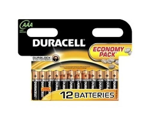 DURACELL LR03-12BL BASIC AAA (12 шт. в уп-ке)