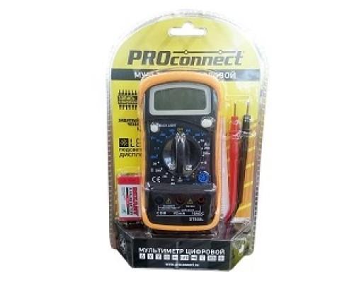 Proconnect (13-3022) Универсальный мультиметр MAS838L(DT858L)