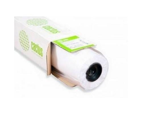 """CACTUS CS-PC90-61045 Универсальная бумага с покрытием Cactus для плоттеров 24 ,610мм x 45м 90 г/м2 втулка 50,8мм (2"""")"""