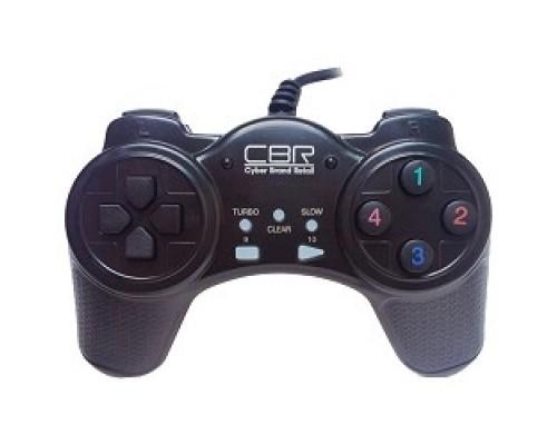 Геймпад CBR CBG 907 Игровой манипулятор для PC, проводной, USB