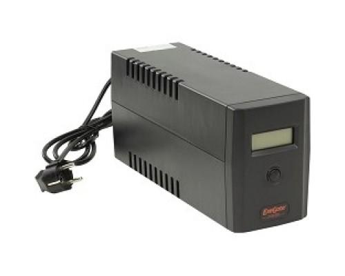 Exegate EP212517RUS Exegate Power Smart ULB-800 LCD <800VA, Black, 2 евророзетки, USB>
