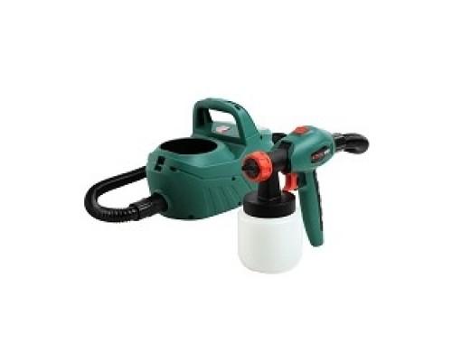 Hammer Flex PRZ600 Краскопульт 215276 600Вт 0-800мл/мин 800мл бак, вязкость до 100 DIN 146-009
