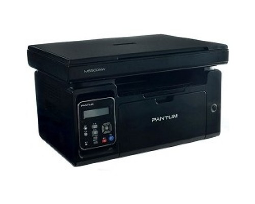 M6500W МФУ лазерное, монохромное, копир/принтер/сканер (цвет 24 бит), 22 стр/мин, 1200 x 1200 dpi, 128Мб RAM, лоток 150 стр, USB/WiFi, черный корпус