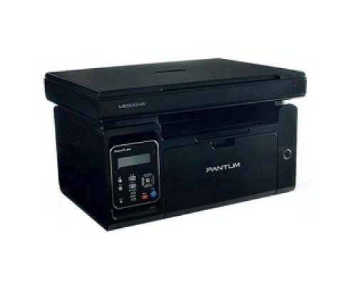 M6550NW МФУ лазерное, монохромное, копир/принтер/сканер (цвет 24 бит), 22 стр/мин, 1200 x 1200 dpi, 128Мб RAM, лоток 150 стр, USB, RJ45, Wi-Fi, черный корпус