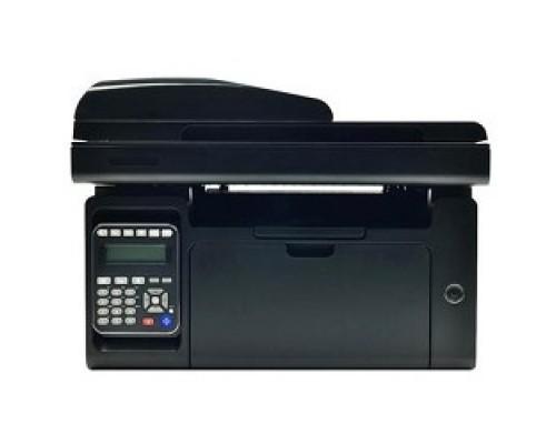 Pantum M6607NW (МФУ с автоподатчиком, лазерное, монохромное, копир/принтер/сканер (цвет 24 бит)/факс, 22 стр/мин, 1200 x 1200 dpi, 256Мб RAM, лоток 150 стр, USB/LAN/WiFi, черный корпус)