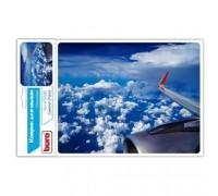 Коврик для мыши Buro BU-R51748 рисунок/самолет 338258