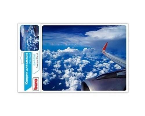 Коврики для мыши Buro BU-R51748 рисунок/самолет 338258