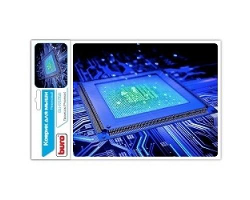 Коврик для мыши Buro BU-R51768 рисунок/процессор 338264