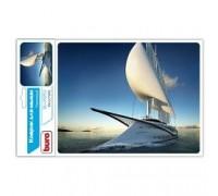 Коврик для мыши Buro BU-R51753 рисунок/яхта 338260