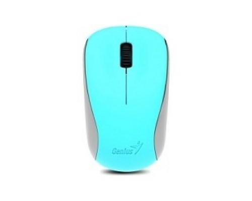 Genius NX-7000 Blue оптическая, 1200 dpi, радио 2,4 Ггц, 1хАА, USB 31030109109