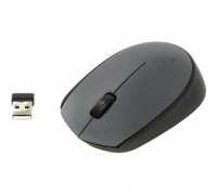 910-004642 Logitech Wireless Mouse M170, Grey