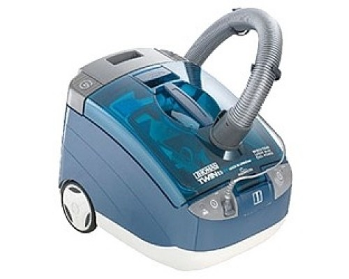 Пылесос моющий Thomas TWIN T1 Aquafilter, аквафильтр, 1600 Вт, голубой