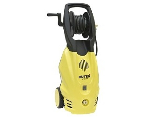 Huter W135-AR 70/8/9 высокого давления 1650 вт, 135 бар, расход=375 л/час, вход=0,4 бар, 7,6 кг