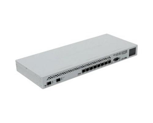 Сетевое оборудование MikroTik CCR1036-8G-2S+ Cloud Core Router with Tilera Tile-Gx36 CPU