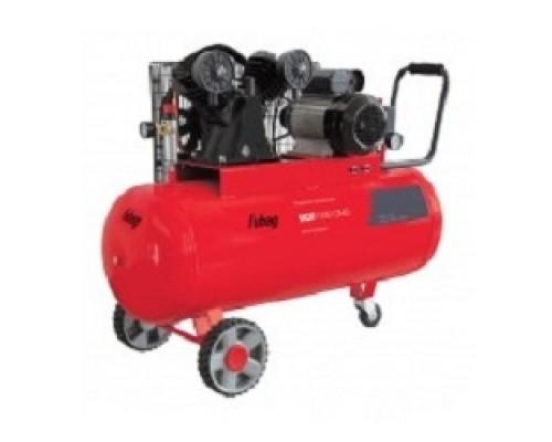 FUBAG VCF/100 СМ3 Компрессор 45681472 Реси- вер, 100 Произ- водит., л/мин 440 Давле- ние, бар 10 Мощность, кВт 2.2 Напря- жение, В 220 Вес, кг 77
