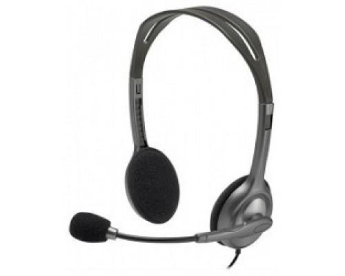 Logitech Headset H111 Stereo 981-000593