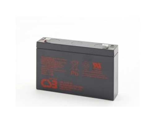 CSB Батарея HRL634W (6V, 9Ah) клеммы F2