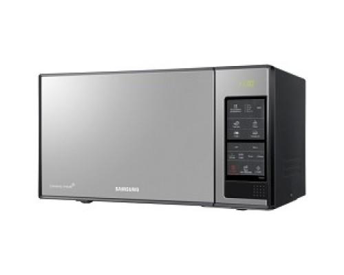 Микроволновая печь Samsung ME83XR, 850 Вт, 23 чёрный/ серебристый