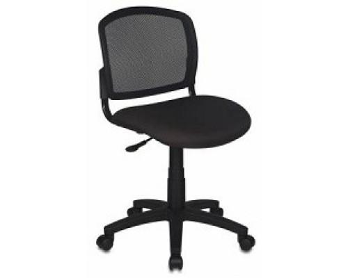Бюрократ CH-296NX/15-21 кресло (спинка сетка черный сиденье черный 15-21) 956343