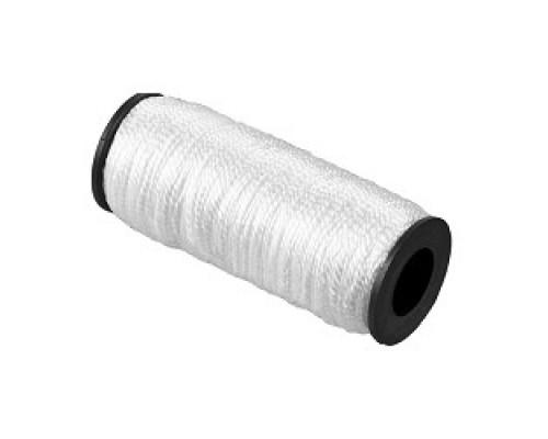 СИБИН Шнур кручёный капроновый , диаметр - 1,5 мм, длина - 100 м (катушка), 45 кгс 50526