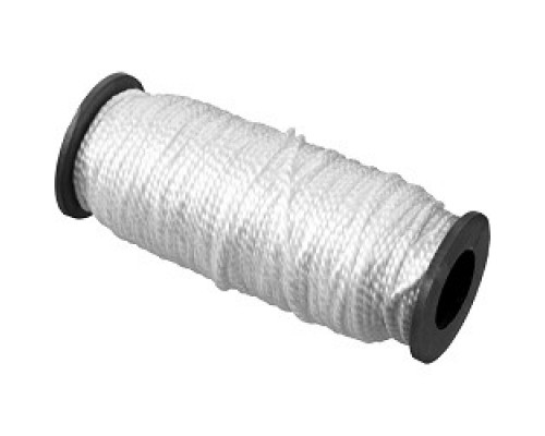 СИБИН Шнур кручёный капроновый, диаметр - 2 мм, длина - 50 м (катушка), 70 кгс 50527