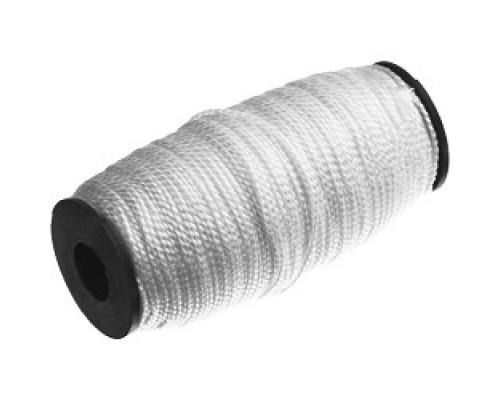 СИБИН Шнур кручёный полипропиленовый, диаметр - 2 мм, длина - 50 м (катушка), 38 кгс 50529