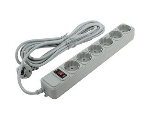 Сетевой фильтр Exegate EX119394RUS SP-6-5G