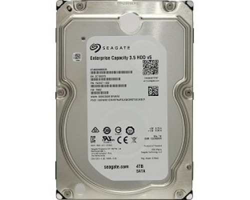 Жесткий диск 4TB Seagate Enterprise Capacity 3.5 HDD