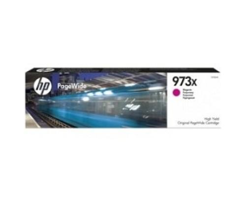 Расходные материалы HP F6T82AE Картридж струйный №973XL пурпурный PW Pro 477/452