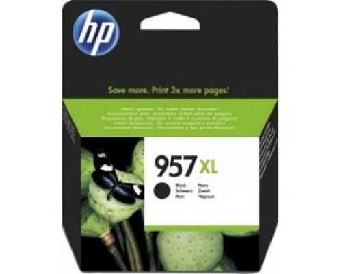 HP L0R40AE Картридж струйный №957XL черный OJP 8710/8720/8730/8210 (3000стр.)