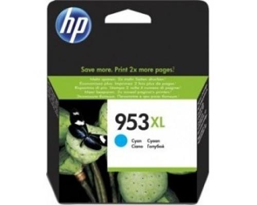 Расходные материалы HP F6U16AE Картридж струйный №953XL голубой OJP 8710/8720/8730/8210