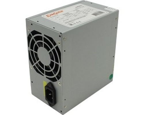 Блок питания Exegate EX253681RUS / 255722 350W AA350, ATX, 8cm fan, 24+4pin, 2*SATA, 1*IDE