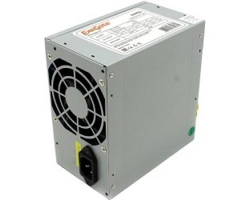 Блок питания Exegate EX253682RUS /256672 400W AA400, ATX, 8cm fan, 24+4pin, 2*SATA, 1*IDE