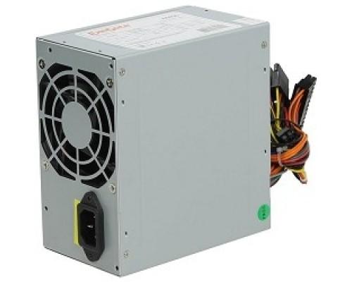 Блок питания Exegate EX253683RUS 450W AA450, ATX, 8cm fan, 24+4pin, 2*SATA, 1*IDE