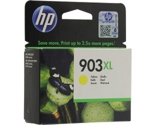 HP T6M11AE Картридж струйный №903XL, Yellow OJP 6960/6970 (825стр.)