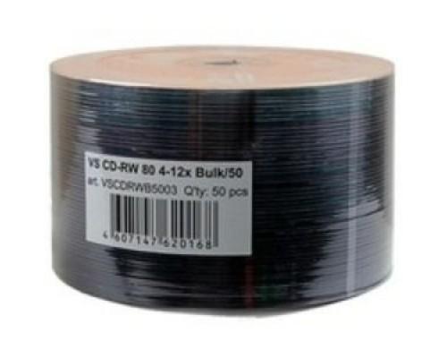 и VS CD-RW 80 4-12x Bulk/50