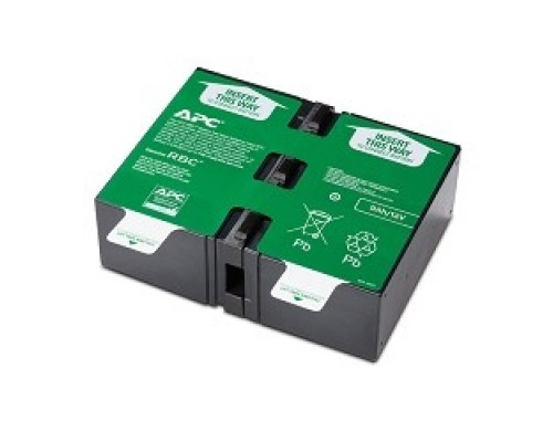 Батарея для ИБП APC APCRBC124 Replacement Battery Cartridge #