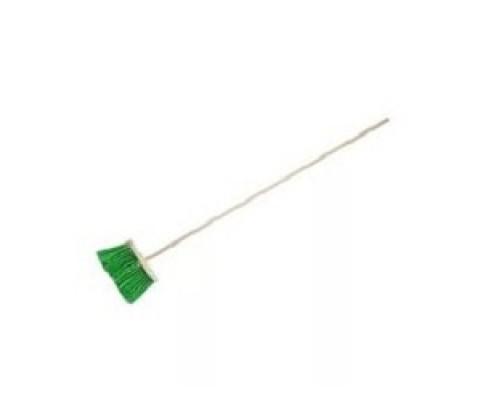 Швабры, мётлы, тряпки, ведра Щетка-метла GRINDA EURO с рукояткой, жесткая пластиковая щетина 39270
