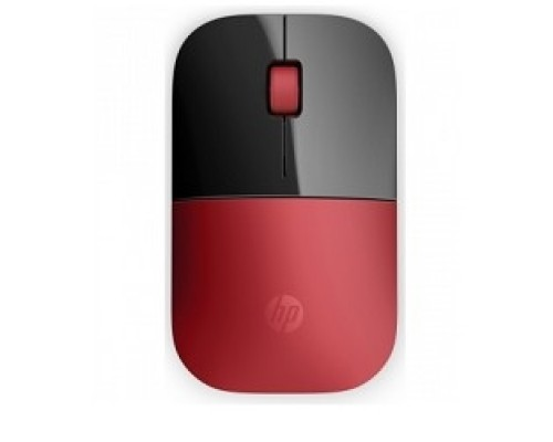 HP Z3700 V0L82AA Wireless Mouse USB cardinal red