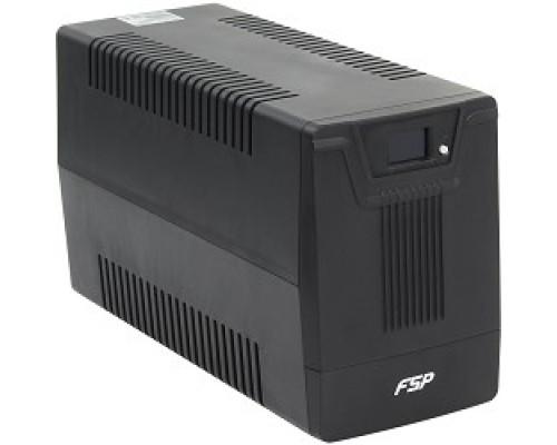ИБП FSP DPV1500 PPF9001900 Line interactive, 1500VA/900W,USB, 6*IEC