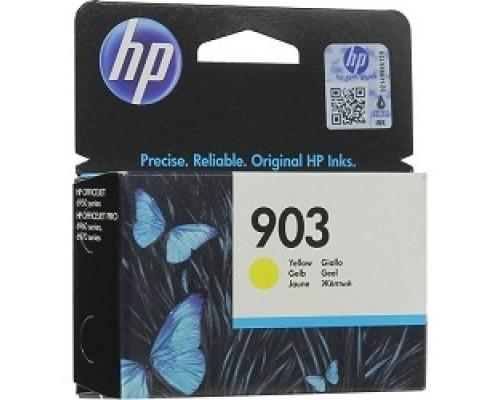 HP T6L95AE Картридж струйный №903, Yellow OJP 6960/6970 (315стр.)