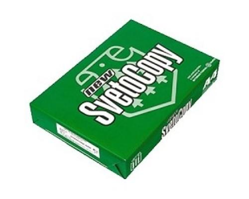 Бумага офисная SVETOCOPY 96% А4 80г/м 500л (отпускается коробками по 5 пачек в коробке)