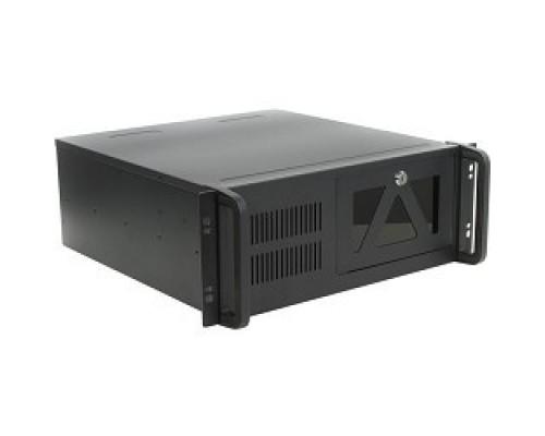 Exegate EX251804RUS Серверный корпус Exegate Pro 4U4017S <RM 19, высота 4U, глубина 450, БП 500ADS, USB>