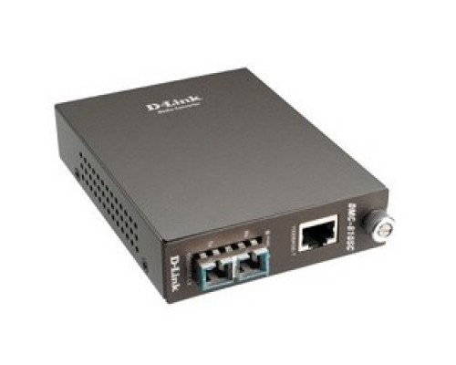 D-Link DMC-810SC/B9A Конвертер 1000Base-T в 1000Base-LX sm (10km, SC)