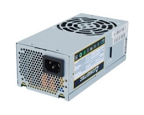Chieftec 350W OEM GPF-350P Smart TFX v2.3, A.PFC, КПД>85%, 2x SATA, 2x MOLEX, Fan 8 cm