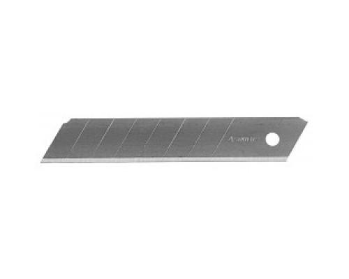 STAYER Лезвия STANDARD сегментированные, 18 мм, 10 шт, в боксе 09150-S10